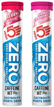High5 Zero Caffeine Hit Hydration Tablets