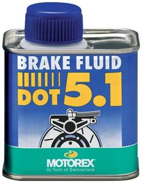 Motorex Brake Fluid Dot5.1 250ml