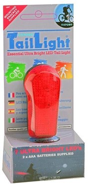 Oxford 7 LED Tail Light