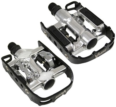 Vavert Combination Pedal For Clipless or Flat Use