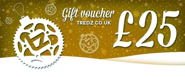 Tredz Gift Voucher £25