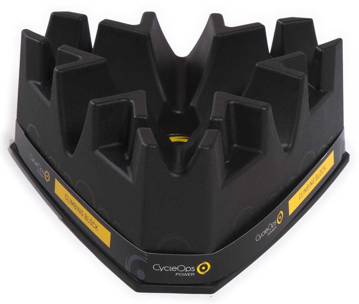 CycleOps Climbing Riser Block | misc_hometrainer_component