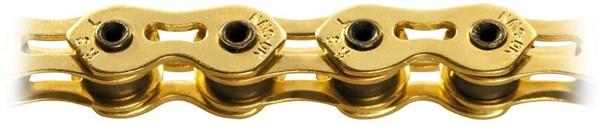 KMC K710SL Gold BMX Chain 100L