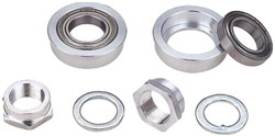Gusset 1-Piece Crank BMX Bottom Bracket