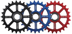 Product image for Gusset Woodstock Spline Drive Chainwheel