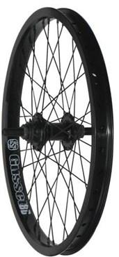 Gusset Black Dog Cassette Rear Wheel