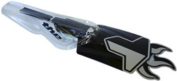THE Industries Proline Lexan Shroud Downtube Mudguard