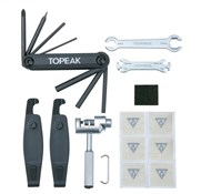 Topeak SideKick STW Wedge Pack - Includes 17 Piece Tool Kit