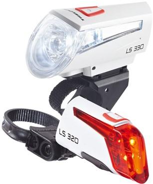 Trelock LS 330/312 LED Light Set