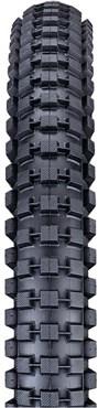 Nutrak BMX Dirt / Jump Skinwall Tyre