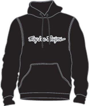 Troy Lee Signature Pullover Fleece Hoodie