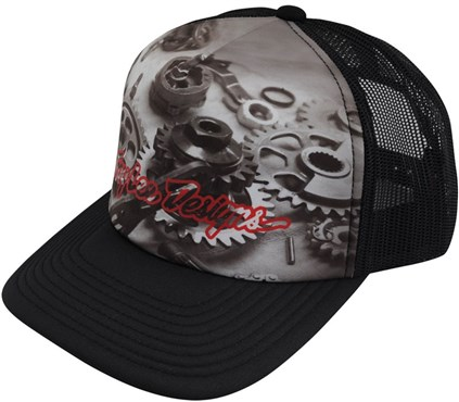 Troy Lee Gear D Up Trucker Hat