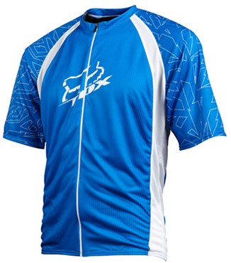 Fox Europe Live Wire Short Sleeve Mountain Bike Jersey
