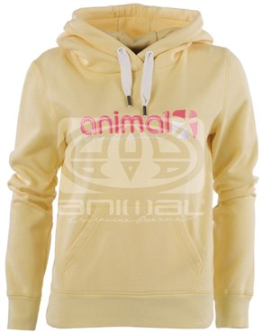 Animal Red Head Hoody