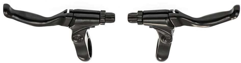 DiamondBack 2 Finger Brake Lever Pair | Bremsegreb