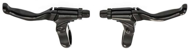 DiamondBack 2 Finger Brake Lever Pair