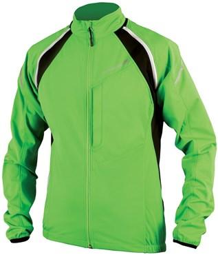 Endura Convert Softshell Windproof Cycling Jacket