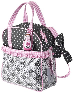 Basil Jasmin Baboushka Shopper Kids Bike Bag