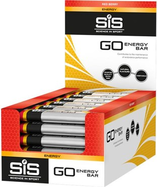 SiS Mini GO Energy Bar - 40g x Box of 30