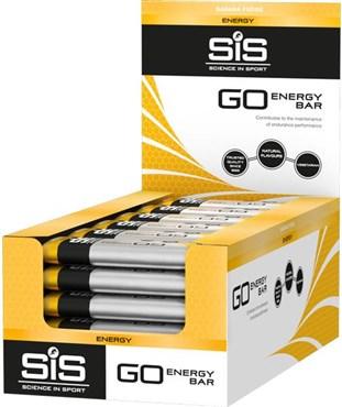 SiS Mini GO Energy Bar - 40g x Box of 30