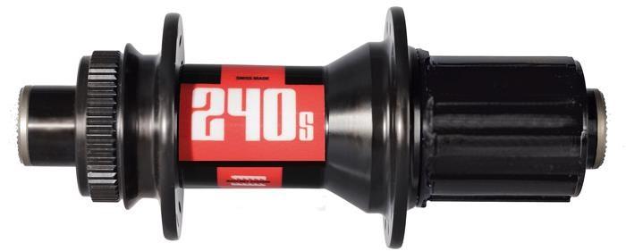 DT Swiss 240s Centre-Lock Thru-Axle Rear Disc Hub | Hubs