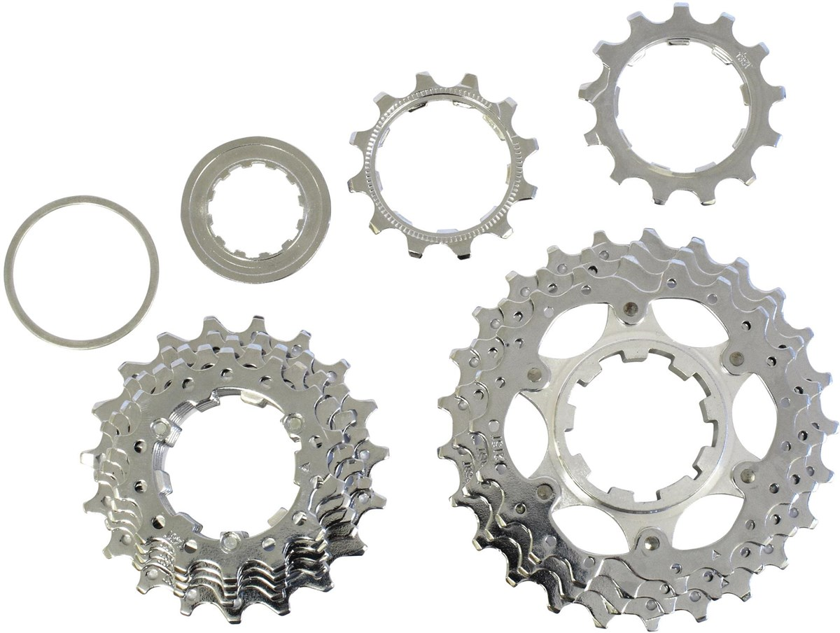 One23 9 Speed Alloy Bodied Cassette | Cassettes