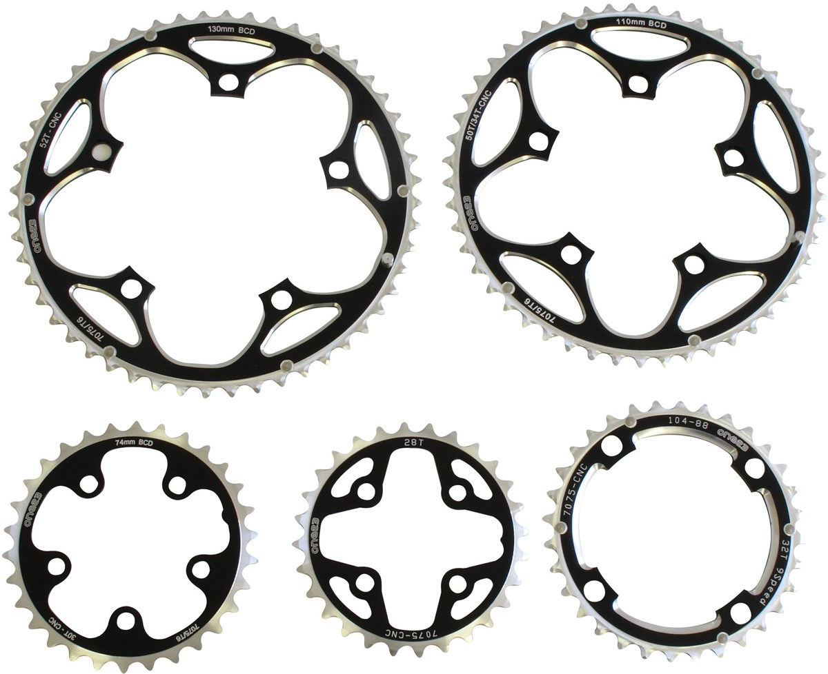 One23 MTB Alloy CNC 104mm Chainring | chainrings_component