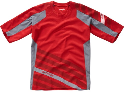 Madison Flux All Mountain Short Sleeve Cycling Jersey