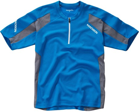 Madison Flux Singletrack Short Sleeve Jersey