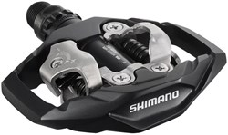 Product image for Shimano M530 MTB SPD Trail Pedals