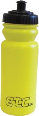 ETC 600ml Coloured Water Bottles