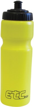 ETC 750ml Coloured Water Bottles