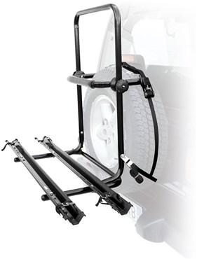 ETC 4-Wheel Drive 2 Bike Car Rack