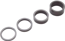 Product image for Pro 3K Carbon Headset Spacer Set