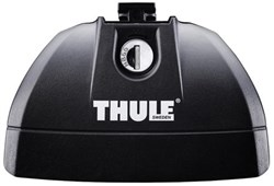 Thule 753 Gutterless Rapid System Foot Pack For Cars With Normal Roof