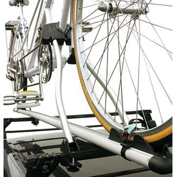 Peruzzo Roma Tandem Roof Fitting Carrier / Rack | Cykelholder til bil
