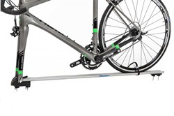 Product image for Peruzzo Pordoi Fork Mounting 1 Bike Roof Car Rack - Disc Brake Compatible