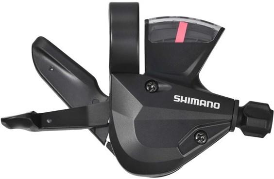 Shimano Altus 3-speed Rapidfire Pod Left Hand Shifter SLM310   Gearvælger og drejegreb