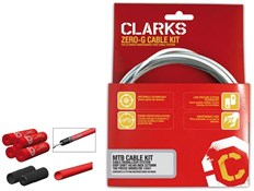 Product image for Clarks Elite Pre-lube Universal Gear Kit w/ Dirt Shield