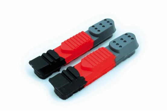 Clarks Elite Road Brake Pads Replacement Triple Compound Insert Pads
