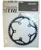 Product image for Truvativ Road 50T 5 Bolt Double Chainring