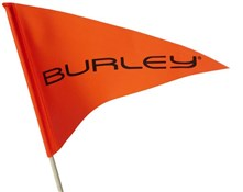 Burley 2-Piece Safety Flag