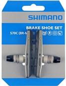 Shimano BR-M770 / M590 S70C Cartridge V-Brake Shoes