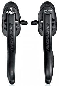 Campagnolo Xenon 9 Speed Ergopower Shifter Levers