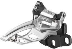 Product image for Shimano FD-M785 Deore XT 10-speed Double E-type BB Mount Front Derailleur