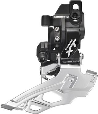 Shimano FD-M786 Deore XT 10-speed Double Front Derailleur