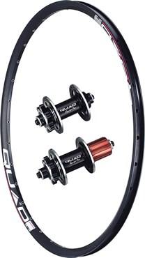 Quad Front 6 Bolt MTB Disc Wheel
