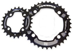 Product image for Race Face Turbine 10 Speed Double Chainring Set