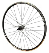 Product image for Tru-Build 700c Front Wheel Shimano Tiagra Hub Mach1 Omega Rim 32H