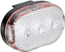 ETC White Bright 3 LED Front Light